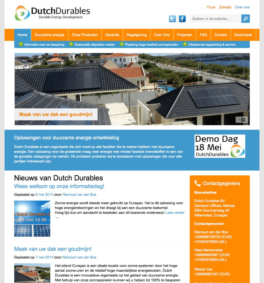 Dutch Durables