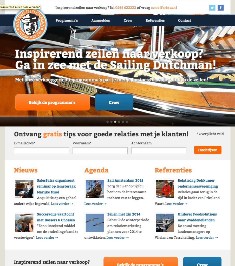 Sailing Dutchman